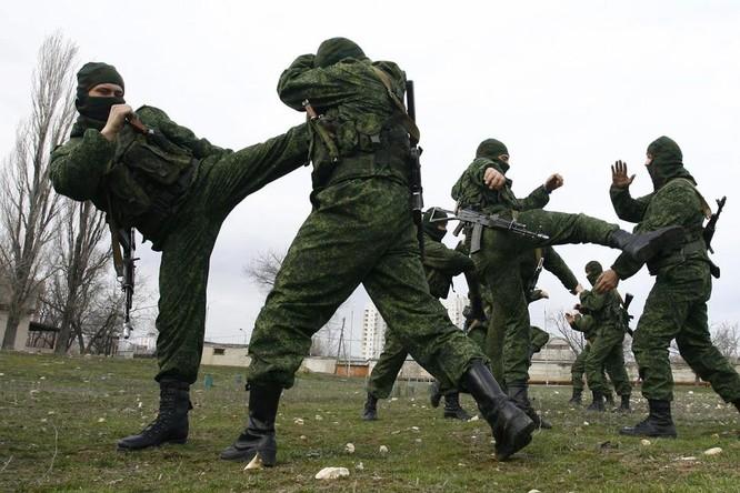 4000 quân Nga bắt đầu tham gia tập trận ở Nam Ossetia ảnh 1