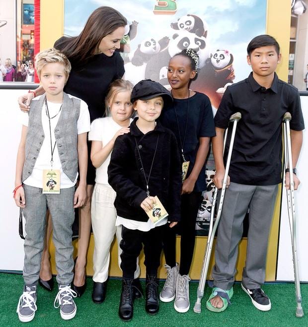 Hạnh phúc của cặp đôi tài tử Brad Pitt và Angelina Jolie đã chấm dứt? ảnh 2