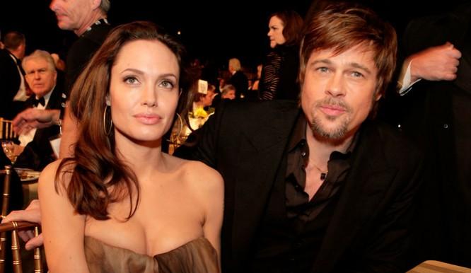 Hạnh phúc của cặp đôi tài tử Brad Pitt và Angelina Jolie đã chấm dứt? ảnh 1