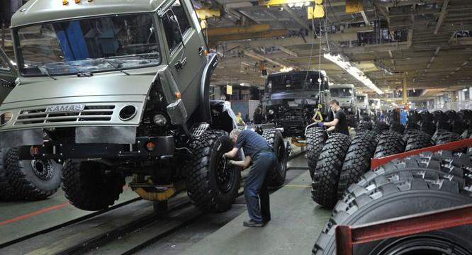 Khi nào Nga sẽ sản xuất xe KAMAZ tại Việt Nam? ảnh 1
