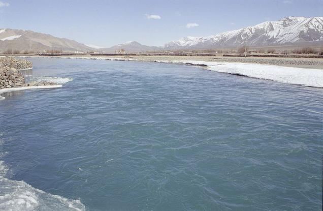 Sông Ấn. (Nguồn: thehindu.com)
