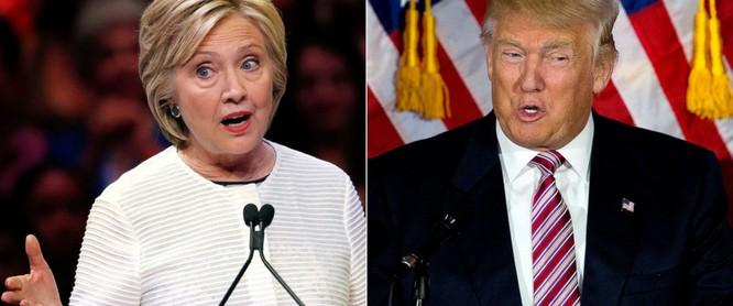 Hillary Clinton: Donald Trump muốn làm gì để vận động là quyền của ông ta ảnh 3