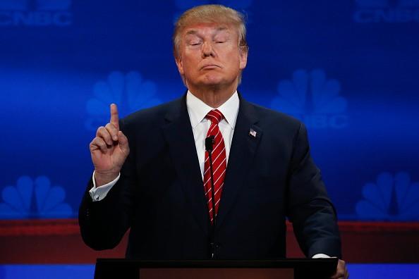 Đội của bà Hillary Clinton tố ông Trump nói dối 58 lần trong 90 phút ảnh 3