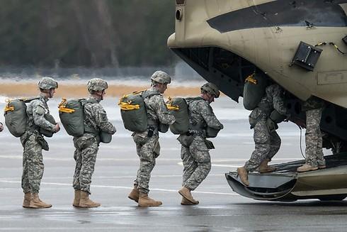 Không quân Mỹ (ảnh minh họa)