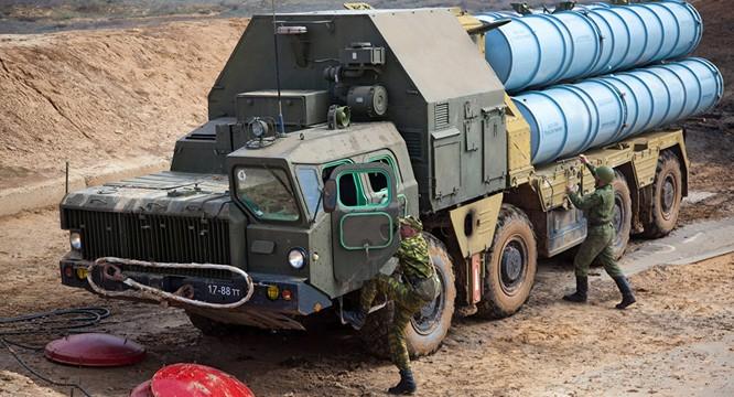 Tên lửa S-300 của quân đội Nga (ảnh minh họa).