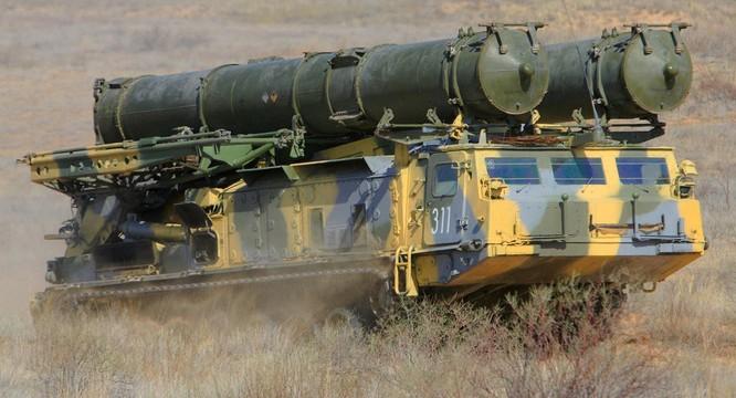 Tên lửa S-300V.