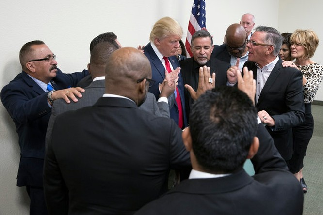 Chưa bao giờ Donald Trump bị phản đối dữ dội như hiện nay, thêm dấu hiệu thua cuộc? ảnh 2