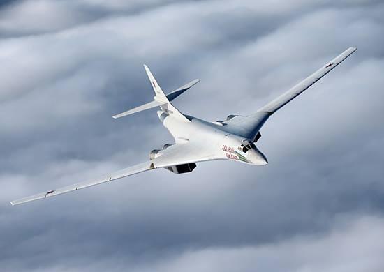 Oanh tạc cơ Tu-160
