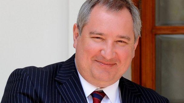 Phó Thủ tướng Nga Dmitry Rogozin.