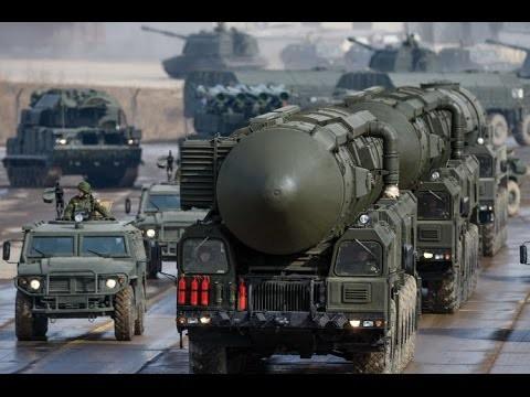 Sức mạnh hạt nhân của Nga.