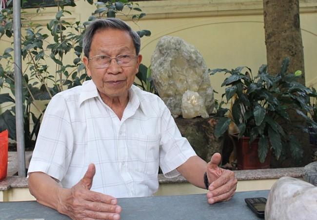 Tướng Lê Văn Cương.