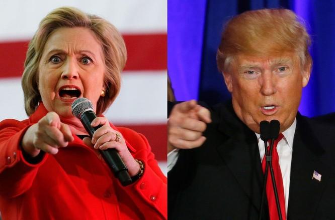 Người dân Mỹ sẽ biết ai trong hai ứng viên Donald và Hillary sẽ là tân tổng thống của nước Mỹ vào cuối ngày hôm nay (giờ Mỹ,/khoảng 11 giờ trưa 9/11 theo giờ Việt Nam).