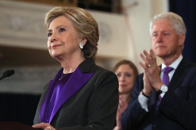 Hillary Clinton: Tôi sẽ không rũ bỏ niềm tin ảnh 1