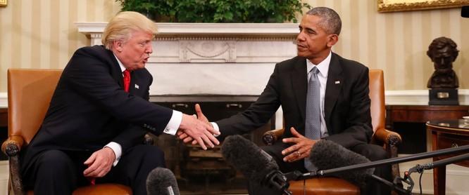 """Donald Trump giao """"phó tướng"""" Mike Pence phụ trách chuyển giao quyền lực ảnh 1"""