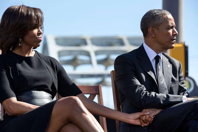 Ưu tiên sau khi rời Nhà Trắng của ông Obama là đưa phu nhân Michelle đi du lịch