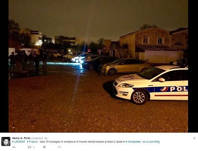 Tấn công bằng súng ở trại dưỡng lão tại Pháp, ít nhất 1 người chết, 70 tu sỹ bị bắt làm con tin ảnh 3