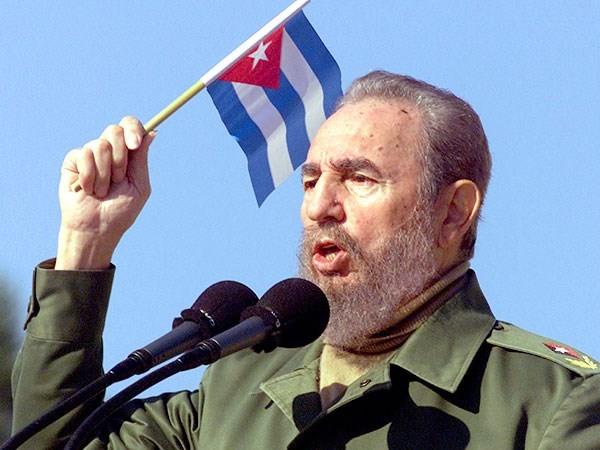 Lãnh tụ Cuba Fidel Castro luôn là một nhân vật có tầm ảnh hưởng lớn, một biểu tượng về một con người kiên cường đấu tranh cho tinh thần độc lập dân tộc và vì cuộc sống ấm no, hạnh phúc của con người.