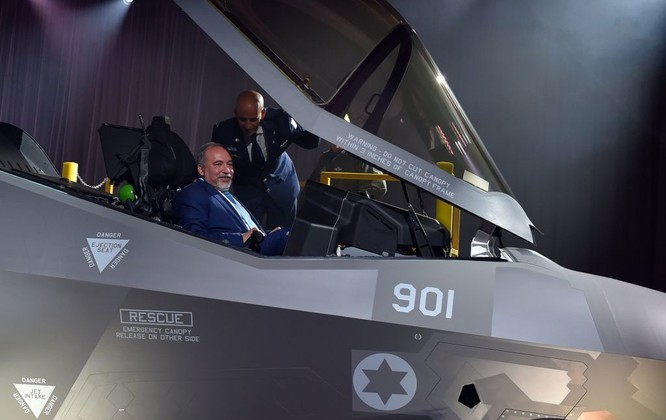 """Tiếp nhận lô máy bay F-35, Israel tuyên bố """"sẽ thay đổi cuộc chơi"""" ảnh 1"""