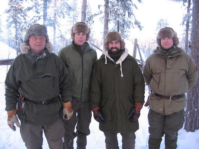 Nga làm chương trình về khả năng sinh tồn ở rừng Taiga, giải thưởng tương đương 36 tỷ VNĐ ảnh 3