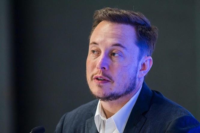 Giám đốc điều hành Tesla Elon Musk.
