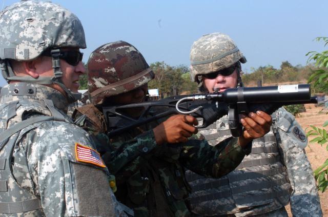 Mỹ đã đình chỉ các cuộc tập trận chung với Thái Lan sau cuộc đảo chính năm 2014.