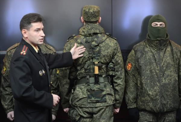 Quân phục và trang bị Nga (ảnh minh họa)