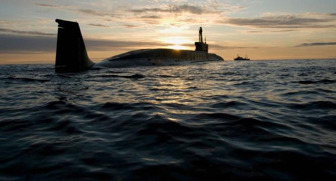 """Vũ khí nào mạnh nhất trong bộ """"tam vị nhất thể"""" tấn công hạt nhân của Nga? ảnh 1"""