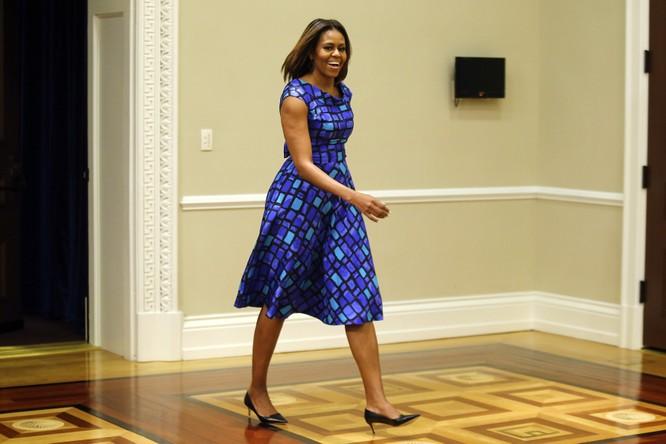 Bà Michelle Obama.