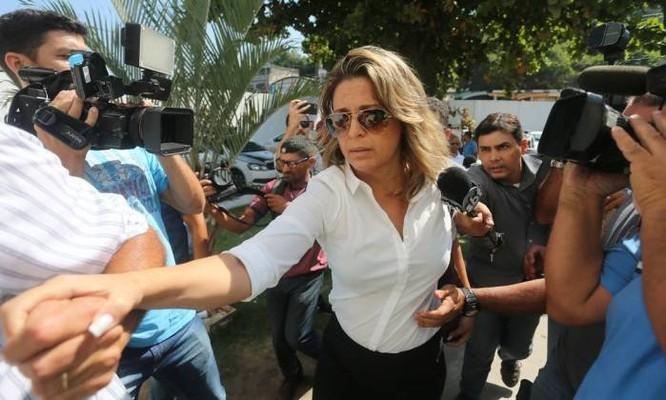 Vợ của Đại sứ Kyriakos Amiridis
