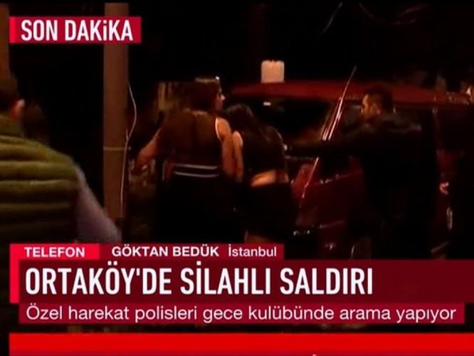 Xả súng tại hộp đêm Thổ Nhĩ Kỳ ngay trong đêm Giao thừa, nhiều thương vong - Ảnh ảnh 2