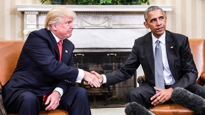 Ông Obama thông báo sẽ đọc diễn văn từ nhiệm vào tuần sau ảnh 1
