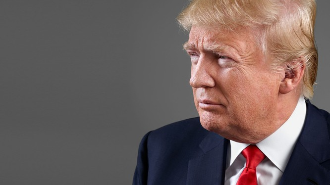 Tổng thống Mỹ mới đắc của Donald Trump.