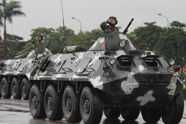 Báo Nga ngạc nhiên vì thông tin Việt Nam sản xuất lốp xe thiết giáp ảnh 1