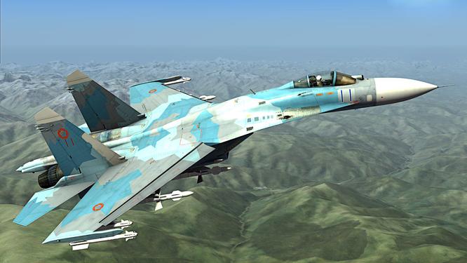 China Daily: Nga chuyển giao 4 chiếc Su-35 cho Trung Quốc ảnh 1