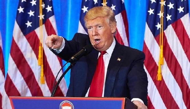 10 điểm đáng chú ý nhất trong cuộc họp báo của ông Donald Trump ảnh 2