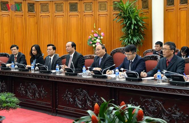 Thủ tướng nhấn mạnh cần sớm có kế hoạch để tiếp tục duy trì đà quan hệ trong đó có việc duy trì tiếp xúc và trao đổi đoàn các cấp, thúc đẩy hợp tác phát triển.