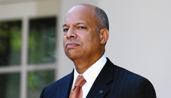 Bộ trưởng An ninh Nội địa Mỹ Jeh Johnson