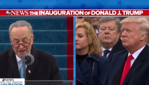 Toàn cảnh lễ tuyên thệ nhậm chức của Tổng thống Mỹ Donald Trump - VIDEO, ẢNH ảnh 83