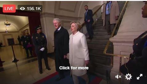 Toàn cảnh lễ tuyên thệ nhậm chức của Tổng thống Mỹ Donald Trump - VIDEO, ẢNH ảnh 42