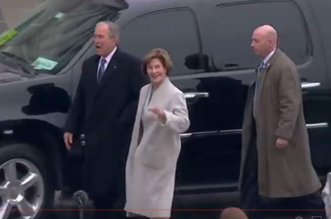 Toàn cảnh lễ tuyên thệ nhậm chức của Tổng thống Mỹ Donald Trump - VIDEO, ẢNH ảnh 14