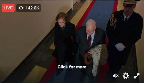 Toàn cảnh lễ tuyên thệ nhậm chức của Tổng thống Mỹ Donald Trump - VIDEO, ẢNH ảnh 39