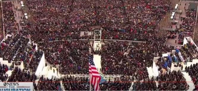 Toàn cảnh lễ tuyên thệ nhậm chức của Tổng thống Mỹ Donald Trump - VIDEO, ẢNH ảnh 61