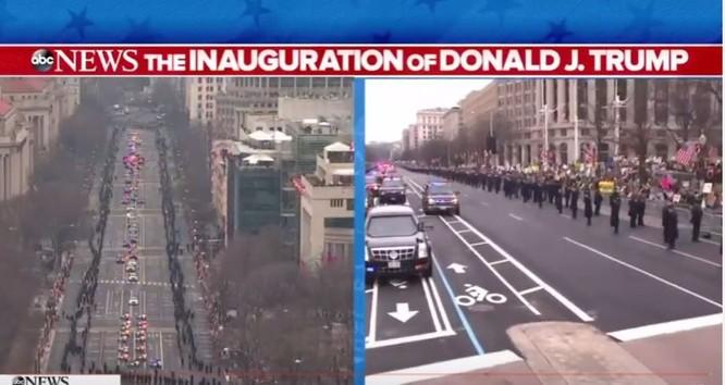 Toàn cảnh lễ tuyên thệ nhậm chức của Tổng thống Mỹ Donald Trump - VIDEO, ẢNH ảnh 48