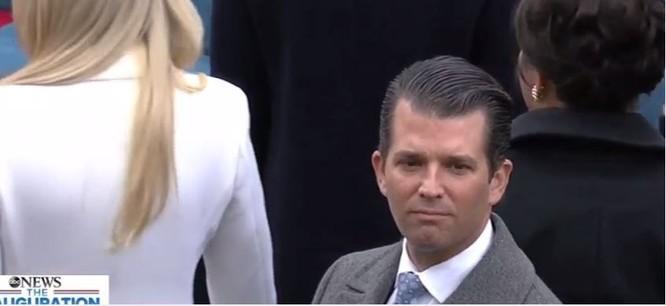 Toàn cảnh lễ tuyên thệ nhậm chức của Tổng thống Mỹ Donald Trump - VIDEO, ẢNH ảnh 60