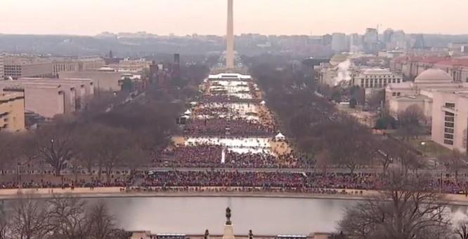 Toàn cảnh lễ tuyên thệ nhậm chức của Tổng thống Mỹ Donald Trump - VIDEO, ẢNH ảnh 24