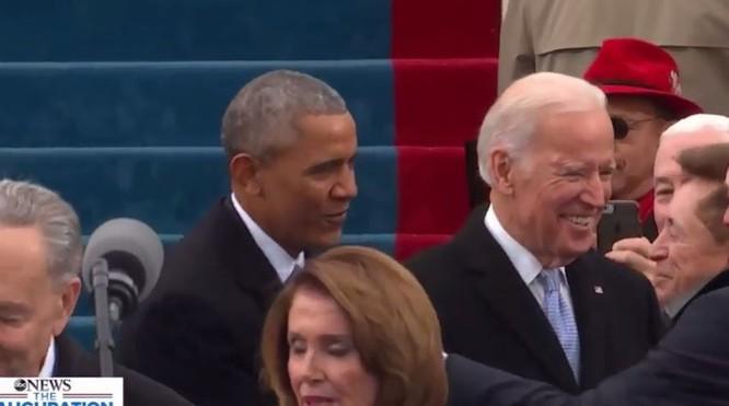 Toàn cảnh lễ tuyên thệ nhậm chức của Tổng thống Mỹ Donald Trump - VIDEO, ẢNH ảnh 69