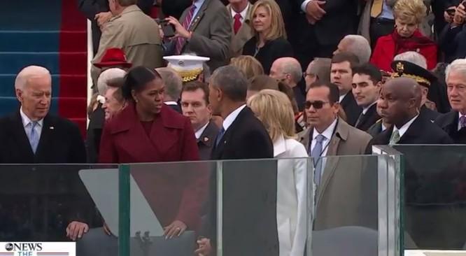 Toàn cảnh lễ tuyên thệ nhậm chức của Tổng thống Mỹ Donald Trump - VIDEO, ẢNH ảnh 70