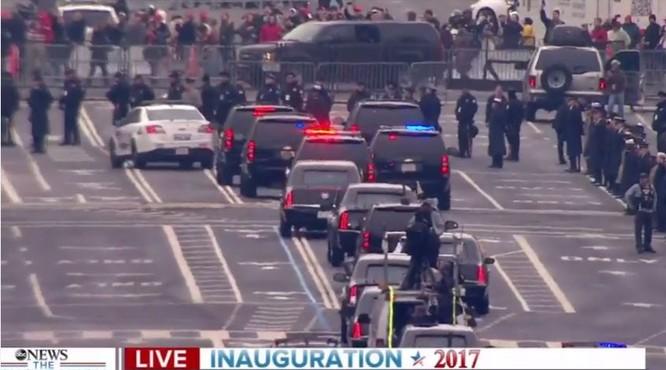 Toàn cảnh lễ tuyên thệ nhậm chức của Tổng thống Mỹ Donald Trump - VIDEO, ẢNH ảnh 49