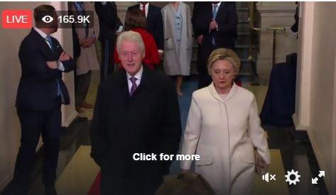 Toàn cảnh lễ tuyên thệ nhậm chức của Tổng thống Mỹ Donald Trump - VIDEO, ẢNH ảnh 46