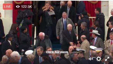 Toàn cảnh lễ tuyên thệ nhậm chức của Tổng thống Mỹ Donald Trump - VIDEO, ẢNH ảnh 38